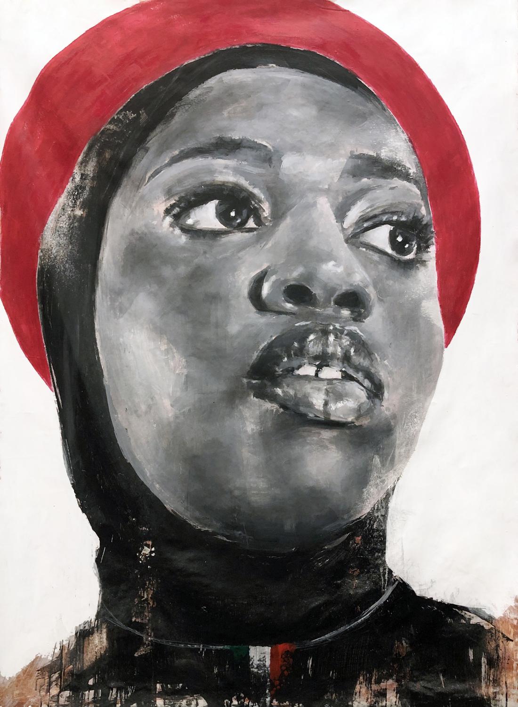 Aida, oggi per un domani 150x200 cm